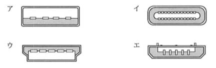 平成29年秋 問11 USB Type-C―基本情報技術者 午前